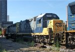 CSX 2318 RDMT